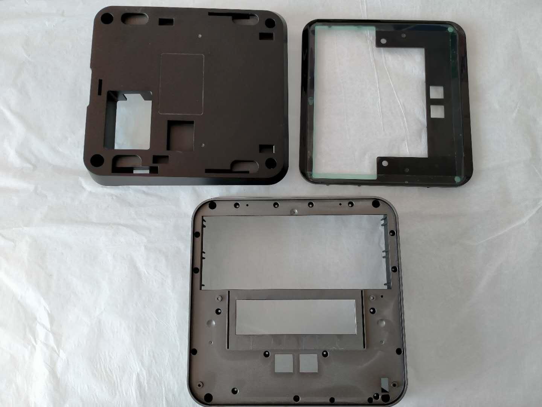 Composition of precision plastic mold